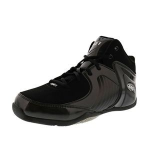 New AND1 TSUNAMI MID LIGHTWEIGHT SNEAKERS black